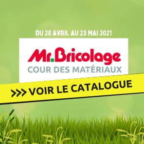 Catalogue Cour des matériaux