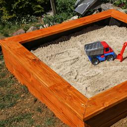 Bacs à sable