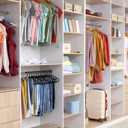 Dressing et aménagements de placard