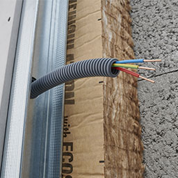 Gaines et câbles électriques