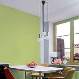 Luminaires de cuisine et rangement