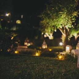 Luminaires extérieurs décoratifs