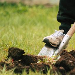 Outillage de préparation du sol