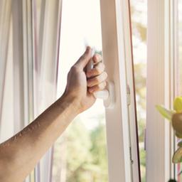 Poignée de fenêtres