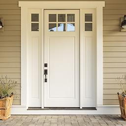 Poignées de porte d'entrée