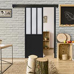 Portes et blocs-portes d'intérieur
