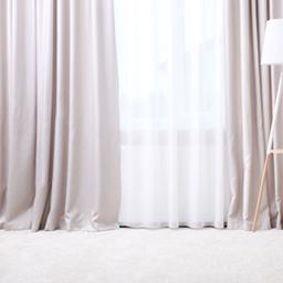 Voilages, rideaux et vitrages