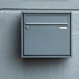 Boîtes aux lettres et signalétique extérieure