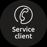 Service téléphonique client