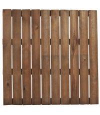 Dalle Bolénia marron 100 x 100 cm  - FOREST STYLE