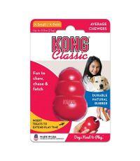 Jouet à mâchouiller XS pour chien Classic - KONG