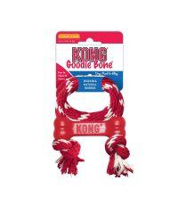Jouet os cordé XS pour chien Goodie Bone - KONG
