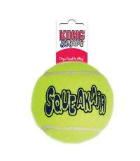 Balle de tennis couinante XL pour chien - KONG