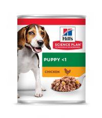 Nourriture poulet pour chiot toute race Science Plan 370g - HILL'S