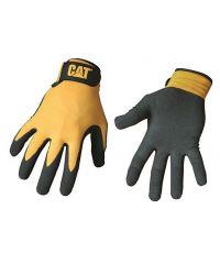 Gants induction nitrile T.9 - CATERPILLAR