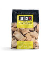 Gros morceaux de bois de fumage pomme 1.5 kg - WEBER