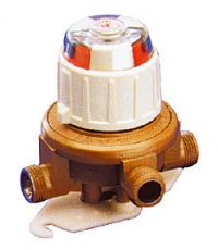 Inverseur automatique butane 2.6kg/h 500 bar M201150 - DIPRA