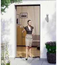 Moustiquaire rideau porte Easy 95x220cm PVC - WINDHAGER