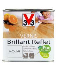 Vernis intérieur brillant reflet 0.5L - V33