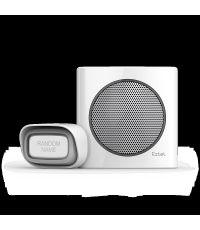 Carillon enfichable sans fil 200m - diBi MP3 - EXTEL