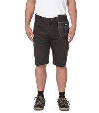 Bermuda Custom flex short noir T.40 - CATERPILLAR