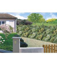 Agrosol toile de paillage 90g/m² sac vert 1,25x10m plié - INTERMAS