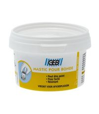 Mastic pour bonde pot 200 g - GEB