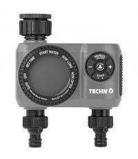 Programmateur nez de robinet 2 voies - TECHNO