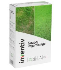 Gazon regarnissage boîte semoir 1 kg - INVENTIV