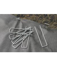 Fixsol (10 agrafes métalliques) 17x3,5 cm - NORTENE