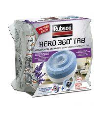 Recharge sac pour absorbeur d'humidité Aéro 360° lavande - RUBSON