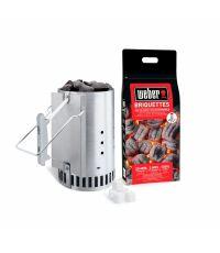Kit cheminée d'allumage - WEBER