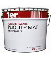 Peinture façade Pliolite blanc - 1ER