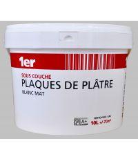 sous-couche plaque de plâtre - MR BRICOLAGE