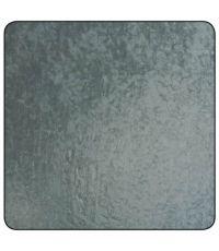 Tôle acier galvanisé 0,55mm-500x250mm - CQFD