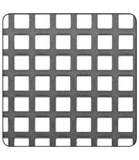 Tôle acier perf. carré 5,5-500x250 - CQFD