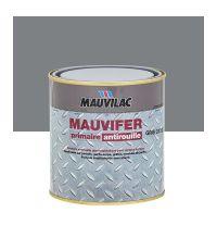 Laque antirouille Mauvifer S - gris oxyde - 0.5 L - MAUVILAC