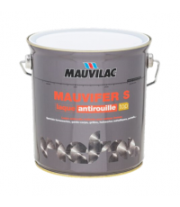 Laque antirouille Mauvifer S - chamois vif - 2.5 L - MAUVILAC