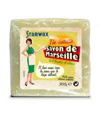 Savon de Marseille à l'huile d'olive (cube) - STARWAX THE FABULOUS