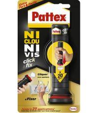 Colle de fixation Ni Clou Ni Vis Click & Fix - 30g - PATTEX