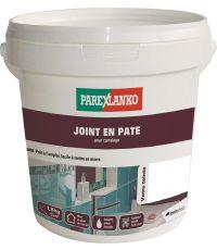Joint de carrelage en pâte blanc 1,5kg- PAREXLANKO