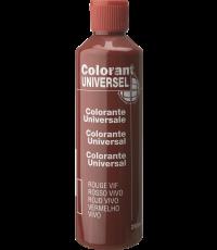 Colorant universel pour peinture rouge vif 250ml