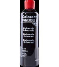 Colorant universel noir pour peinture 250 ml