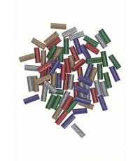 Bâtonnets de colle pailleté Gluey 70 pièces - BOSCH