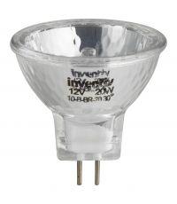Pack 3 ampoules halogène spot INVENTIV GU4 201 lm 20W Ton chaud