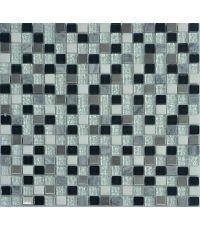 Mosaïque calimero - 30 x 30 cm