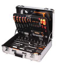 Malette à outils 130 pièces