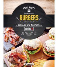 Livre de recettes : Burgers au barbecue - WEBER
