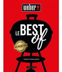 """Livre de recettes """"le best of weber"""" - WEBER"""
