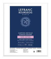 Carton entoilé N°10F - LEFRANC BOURGEOIS